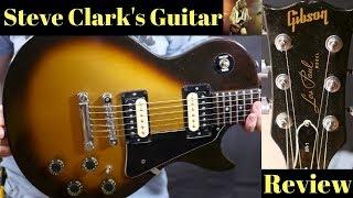 The Steve Clark of Def Leppard Guitar | 1980 Gibson Les Paul XR-1 Goldburst | Review and Demo