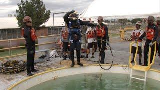 CALPIA Commercial Diving Program at CIM