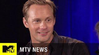 Can Alexander Skarsgård Pass Our Teen Girl Quiz? | MTV News