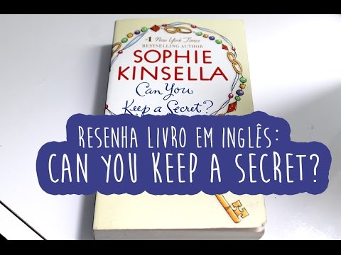Resenha - Can you keep a secret? / Os segredos de Emma Corrigan