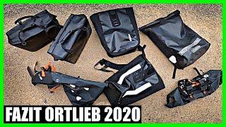 Fazit Ortlieb - Der beste Rucksack 2020 - Größenvergleich | PAT