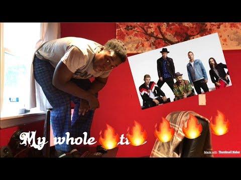Backstreet Boys - Don't Go Breaking My Heart (OFFICIAL REACTION VIDEO) mp3