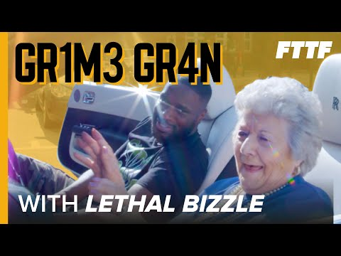 Grime Gran Lethal Bizzle
