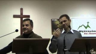 preview picture of video 'dr Phillip Chavez Spotkanie Wadowice Tozsamosc Umilowanego Ucznia'