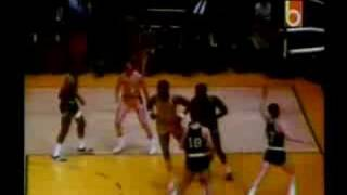 Elgin Baylor - NBA Finals' Scoring Record 1962