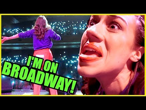 I'M GOING TO BROADWAY! (Dear Evan Hansen)