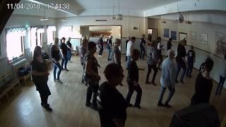 Kursavslutning VT-18 / söderhamns linedancers / Good time