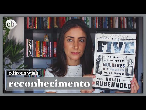 the five: a história não contada das mulheres assassinadas por jack, o estripador | hallie rubenhold