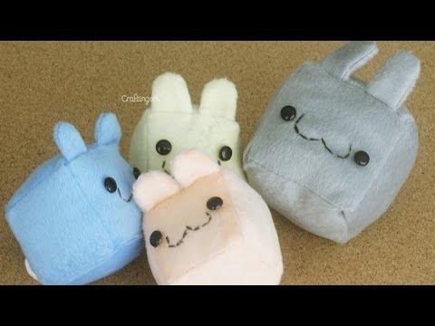 Conejito de peluche: idea para regalo  [ Amistad ]