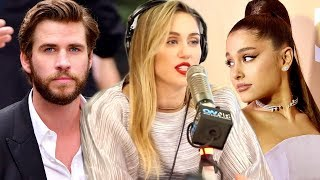 Miley Cyrus Talks Marriage Rumors, Ariana Grande, Britney Spears and More