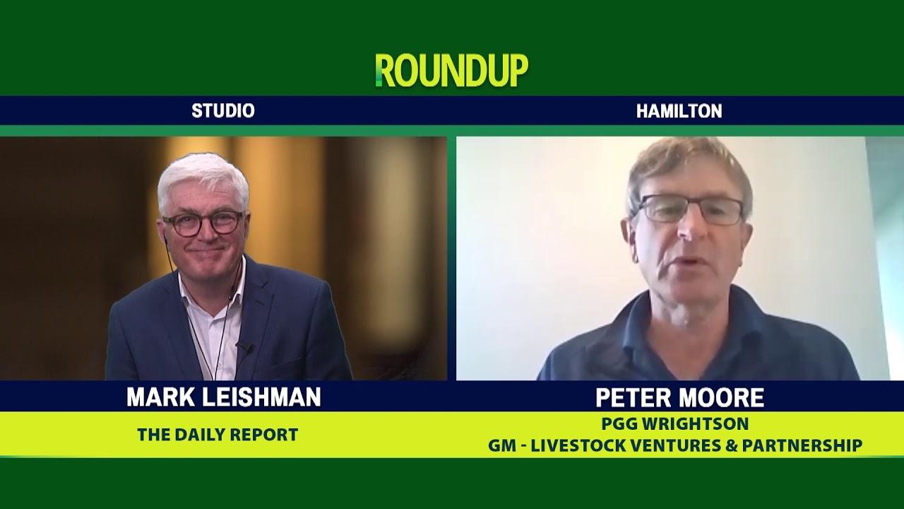 PGG Wrightson Livestock Roundup 12 October 2020