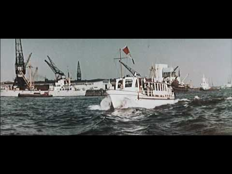Promotiefilm Rotterdamse haven 1956