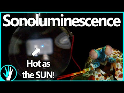 Sonoluminescence Explained