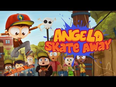 Vidéo Angelo - Skate Away