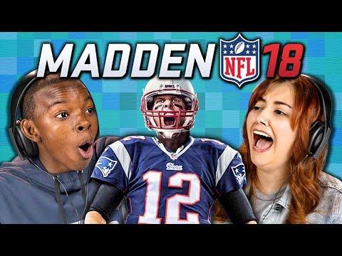 MADDEN NFL '18 GAMING TOURNAMENT (React: Gaming)