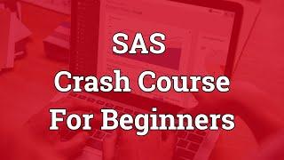 SAS tutorials for beginners | SAS tutorial for data analysis