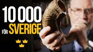 10000 FÖR SVERIGE: Läget är kritiskt!