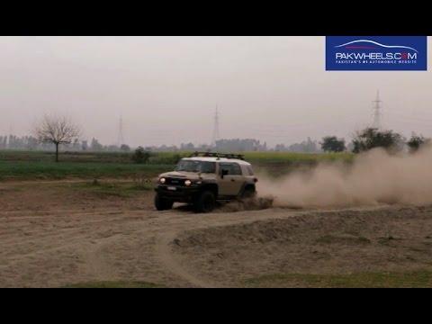 Toyota FJ Cruiser | Expert Review