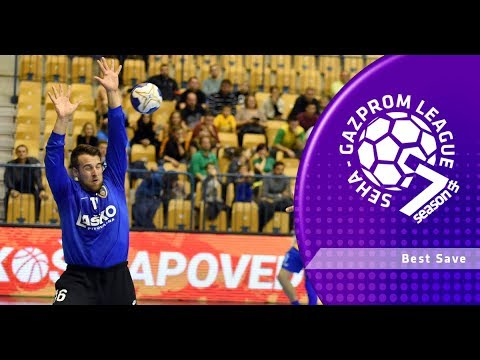 Best save: Aljaz Panjtar (Vojvodina vs Celje PL)