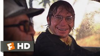 Oh, God! (1997) - Raining in the Car Scene (5/10) | Movieclips