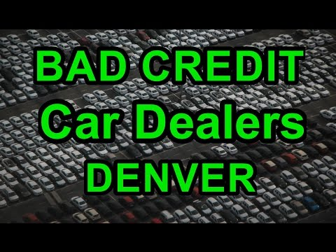 bad credit car dealers denver automotive reviews. Black Bedroom Furniture Sets. Home Design Ideas