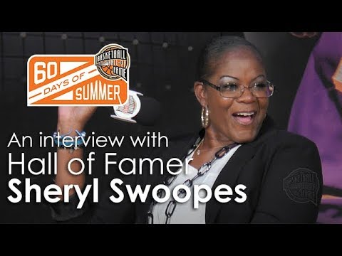 Sheryl Swoopes' 60 Days of Summer Interview