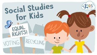 Social Studies For Kids Recycling, Civil Rights, The Right To Vote | Kids Academy