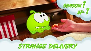 Om Nom Stories: Strange Delivery (Cut the ROPE, Episode 1) @KEDOO ANIMATIONS 4 KIDS