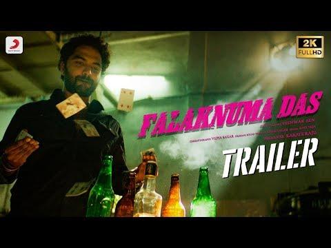 Falaknuma Das Official Trailer Telugu