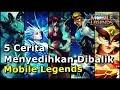 5 Cerita Menyedihkan Hero-Hero Dalam Game Mobile Legends