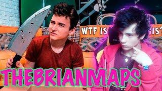 TheBrianMaps Что-то страшное в моей посылке.. Реакция | BrianMaps | Реакция на TheBrianMaps | БРАЙН