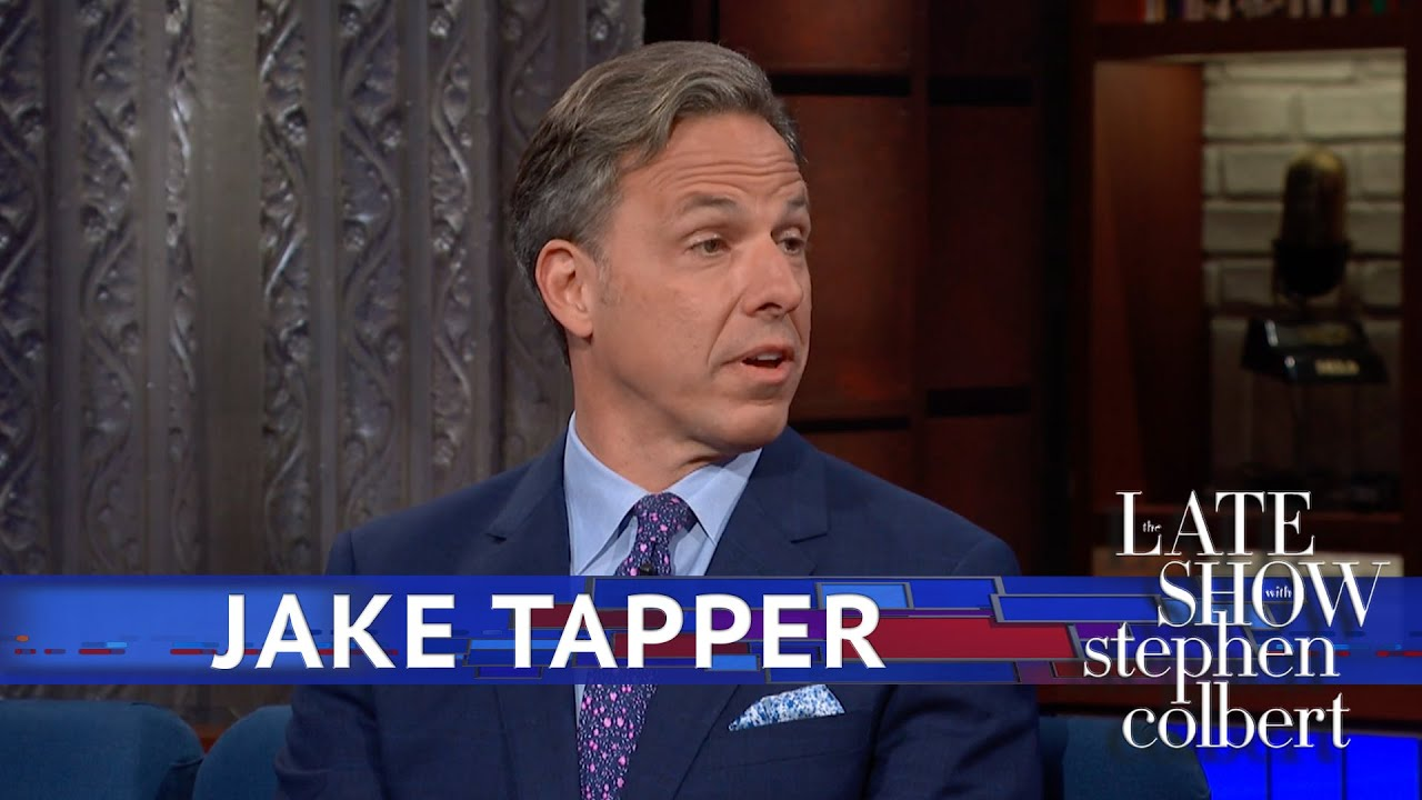 Jake Tapper: Lindsey Graham's Transformation As A Survival Tactic thumbnail