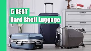Luggage: 5 Best Hard Shell Luggage in 2021 (Buying Guide)