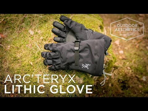 Test & Rezension: ARC'TERYX Lithic Glove - Handschuhe