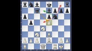 Dirty Chess Tricks against Sicilian - 15 (Najdorf/Classical Variation (6.e6))
