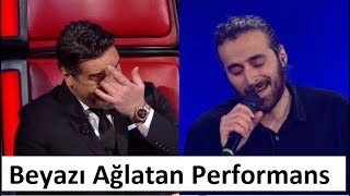 Umut Kaç - Akşam Olur Karanlığa Kalırsın | Beyazı Ağlatan Performans O Ses Türkiye Final 2019