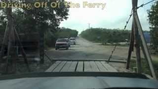 preview picture of video 'Drive From Corozal To Copper Bank and Progresso - Belize'