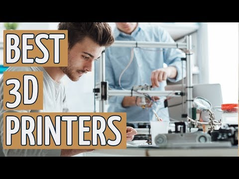 ⭐️ Best 3D Printer: TOP 10 Best 3D Printers 2018 REVIEWS ⭐️