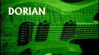 A Dorian Funky Guitar Backing Track 120 Bpm