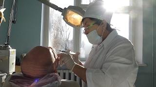 Наш ласковый и нежный… стоматолог!