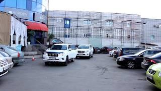 Белые джипы на свадьбу в Челябинске. (www.auto454.ru)