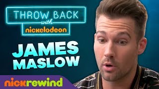 Big Time Rush Needed Police Escorts? 🚨 James Maslow Throws Back W/ NickRewind