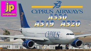 Cyprus Airwayys COCKPIT A320 & A330