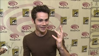 Dylan o'brien interview synergistic