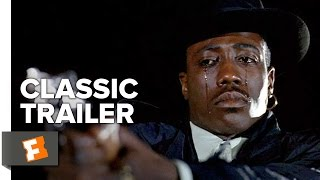 New Jack City 1991 Official Trailer  Wesley Snipes IceT Movie HD