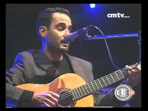 Jorge Drexler video Inoportuna - CM Vivo 2007