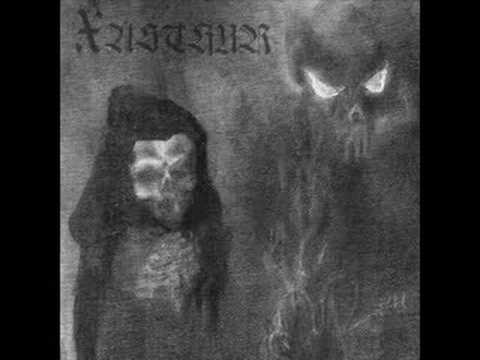 Xasthur - in the hate of battle online metal music video by XASTHUR