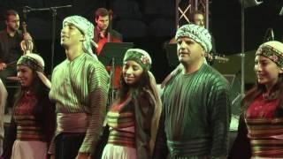 تحميل اغاني El - Funoun Dance Troupe   Dal'ona Dance   فرقة الفنون الشعبية الفلسطينية   رقصة الدلعونا MP3