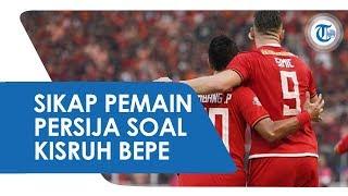 Sikap Marco Simic dan Pemain Persija soal Bambang Pamungkas Kisruh dengan Seorang Pentolan Jakmania