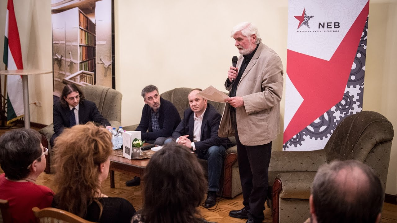 Videóösszeállítás- Kötet a Magyar Demojratikus Népi Szövetségről